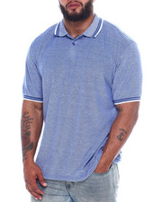 Polos - Melange Polo W/Tipping (B&T)-2360397