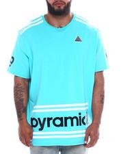 Black Pyramid - Pyramid Stripes Tee (B&T)-2358656