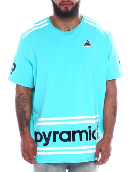 Black Pyramid - Pyramid Stripes Tee (B&T)