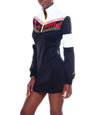 Black Pyramid - Moto Track Dress-2356993