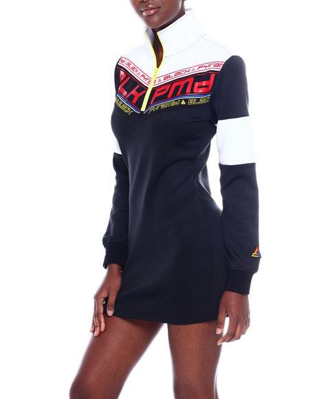 Black Pyramid - Moto Track Dress