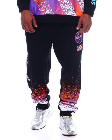 Hudson NYC - Cosmic Dust Worm Jogger (B&T)