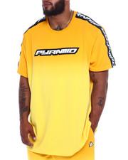 Black Pyramid - S/S Dip Dye Pastel Core Shirt CK (B&T)-2359984