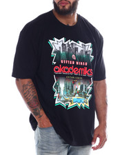 Akademiks - Gifted Minds S/S Tee (B&T)-2360459