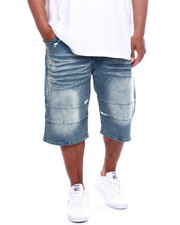 Shorts - Back Yard 5 Pocket Short (B&T)-2359565