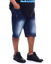 Shorts - Stretch Denim Short (B&T)-2359505