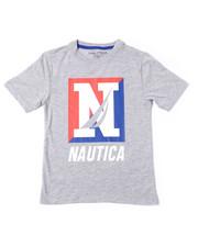 Nautica - S/S Crew Tee (8-20)-2360644