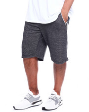 Buyers Picks - Mens Marled French Terry Shorts (B&T)-2361283