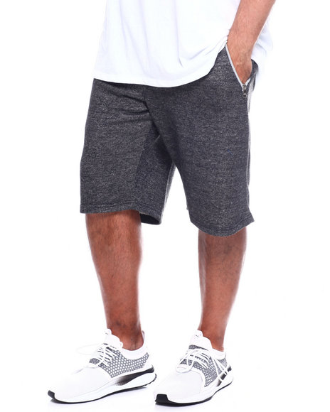 Buyers Picks - Mens Marled French Terry Shorts (B&T)