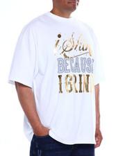 Big & Tall - I Shine Beacuse I Grind S/S Tee (B&T)-2359606