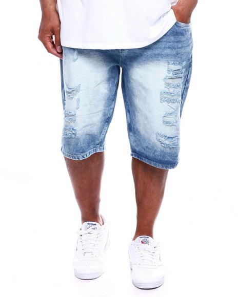 Buyers Picks - Ripped Denim Shorts (B&T)