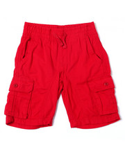 Sizes 8-20 - Big Kids - Cargo Jogger Shorts (8-20)-2360746