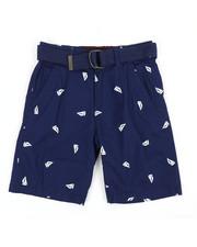Shorts - Graphic Print Shorts (8-20)-2360126