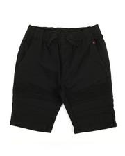 Phat Farm - Stretch Pull On Twill Moto Shorts (8-20)-2359717