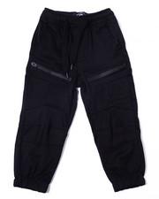 Pants - Stretch Twill Moto Jogger (2T-4T)-2360779