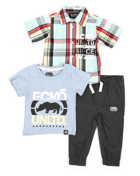Ecko - 3Pc Knit Set (Infant)