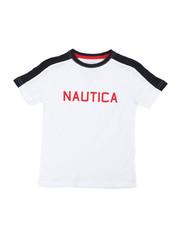 Nautica - Nautica Logo Printed Tee (4-7)-2360178
