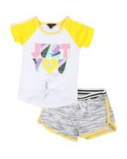 Delia's Girl - Tee & Shorts Set (2T-4T)-2357551