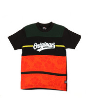 Sizes 8-20 - Big Kids - Cut & Sew Tee W/ Chenille Patch (8-20)-2360020