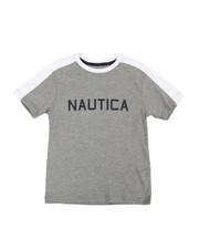 Nautica - Nautica Logo Printed Tee (4-7)-2360191