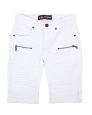 Phat Farm - Stretch Moto Denim Shorts (8-20)-2359813