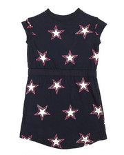 Converse - A.O.P Word Mark Dress (4-6X)-2360136