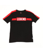 Sizes 8-20 - Big Kids - Chenille Patch Tee (8-20)-2360030