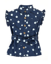 Dresses - Riley Shirt Dress (2T-4T)-2359647