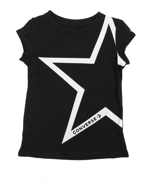 Converse - Oversized Star Tee (4-6X)