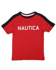 Nautica - Nautica Logo Printed Tee (2T-4T)-2360187