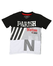 Boys - Color Block Cut & Sew Jersey Tee (2T-4T)-2360237