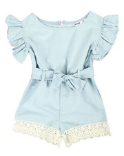Rompers - Mae Tie Front Romper (2T-4T-2360265