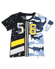 Boys - Printed Jersey Tee (2T-4T)-2360269