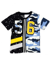 Boys - Printed Jersey Tee (4-7)-2360226