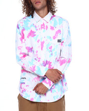Pink Dolphin - PASTELS OVERSHIRT-2361993