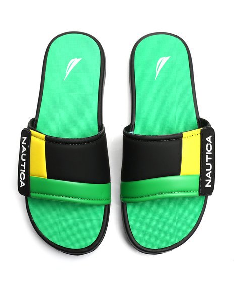 Nautica - Bower Slides Jamaica