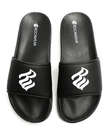 Rocawear - Brighton Logo Slides
