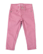 Bottoms - Skinny Stretch Twill Pants (2T-4T)-2361198