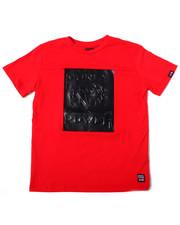 Tops - S/S Printed Crew Neck Tee (8-20)-2362316