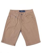 Sizes 8-20 - Big Kids - Stretch Twill 5Pkt Short (8-20)-2362216