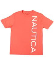 Nautica - S/S Crew Tee (4-7)-2362189