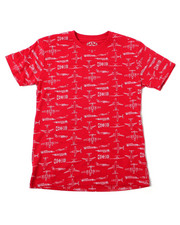 Tops - Allover Printed Tees (8-20)-2362455