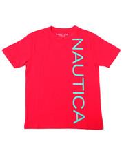Nautica - S/S Crew Tee (4-7)-2362199