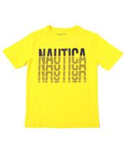Nautica - S/S Crew Tee (4-7)-2362159