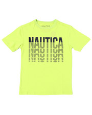 Nautica - S/S Crew Tee (4-7)-2362115