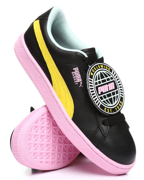 Puma - Basket Badge TZ Sneakers