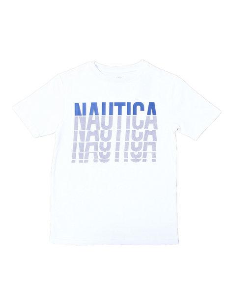 Nautica - S/S Crew Tee (8-20)