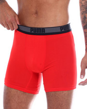 Boxers & Briefs - 3 Pack Boxer Briefs-2363593