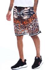 Hudson NYC - Exotic Camo Basketball Short-2363410