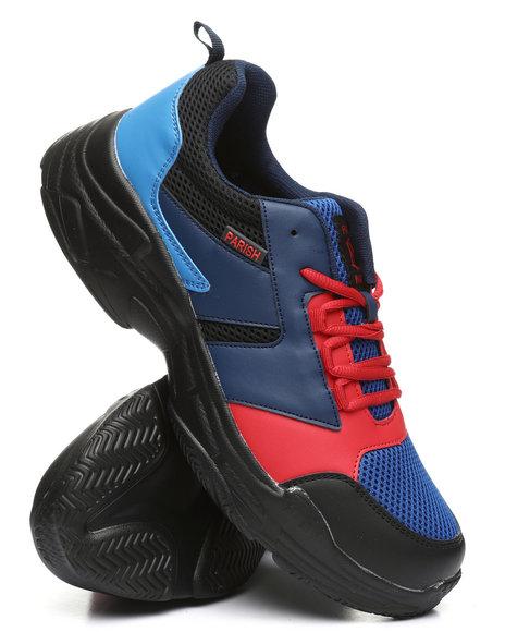 Parish - Color Block Jogger Sneakers